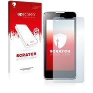 upscreen Scratch Shield Clear Premium Displayschutzfolie für Mobistel Cynus E5