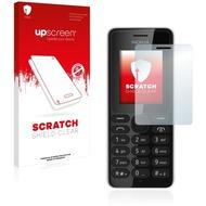 upscreen Scratch Shield Clear Premium Displayschutzfolie für Nokia 108