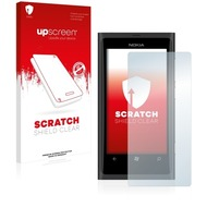 upscreen Scratch Shield Clear Premium Displayschutzfolie für Nokia Lumia 800