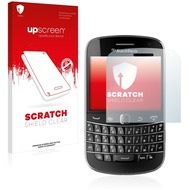 upscreen Scratch Shield Clear Premium Displayschutzfolie für RIM BlackBerry Bold Touch 9900