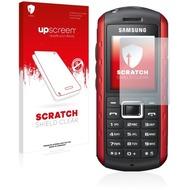 upscreen Scratch Shield Clear Premium Displayschutzfolie für Samsung B2100