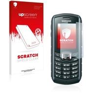 upscreen Scratch Shield Clear Premium Displayschutzfolie für Samsung B2710