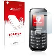 upscreen Scratch Shield Clear Premium Displayschutzfolie für Samsung E1200