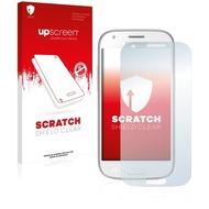 upscreen Scratch Shield Clear Premium Displayschutzfolie für Samsung Galaxy Ace 4 SM-G357 (3G)