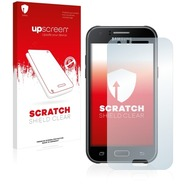 upscreen Scratch Shield Clear Premium Displayschutzfolie für Samsung Galaxy J1 (2015)