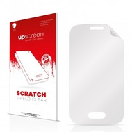 upscreen Scratch Shield Clear Premium Displayschutzfolie für Samsung Galaxy Pocket 2