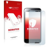 upscreen Scratch Shield Clear Premium Displayschutzfolie für Samsung Galaxy S5 Mini Duos