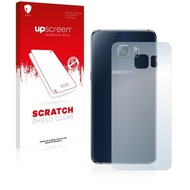 upscreen Scratch Shield Clear Premium Displayschutzfolie für Samsung Galaxy S6 Edge Plus (Rückseite)
