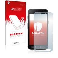 upscreen Scratch Shield Clear Premium Displayschutzfolie für Samsung Galaxy Xcover 4