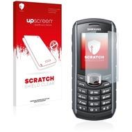upscreen Scratch Shield Clear Premium Displayschutzfolie für Samsung GT-B2710