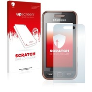 upscreen Scratch Shield Clear Premium Displayschutzfolie für Samsung GT-S5230