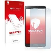 upscreen Scratch Shield Clear Premium Displayschutzfolie für Samsung SM-N9005