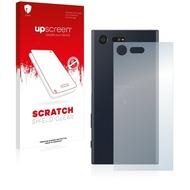 upscreen Scratch Shield Clear Premium Displayschutzfolie für Sony Xperia X Compact (Rückseite)