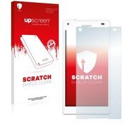 upscreen Scratch Shield Clear Premium Displayschutzfolie für Sony Xperia Z5 Compact