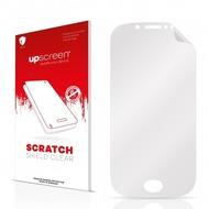 upscreen Scratch Shield Clear Premium Displayschutzfolie für Wiko Sublim