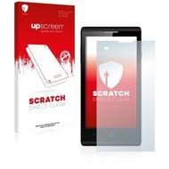 upscreen Scratch Shield Clear Premium Displayschutzfolie für ZTE Kis 2 Max