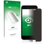 upscreen Spy Shield Clear Premium Blickschutzfolie für Apple iPhone 6S