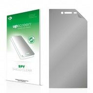 upscreen Spy Shield Clear Premium Blickschutzfolie für Blackberry Leap