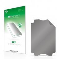 upscreen Spy Shield Clear Premium Blickschutzfolie für Caterpillar Cat B25