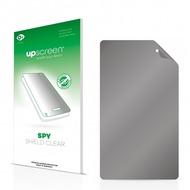 upscreen Spy Shield Clear Premium Blickschutzfolie für Google Nexus 7 (2013)