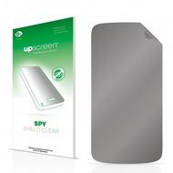 upscreen Spy Shield Clear Premium Blickschutzfolie für HTC One S Z520e