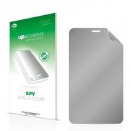 upscreen Spy Shield Clear Premium Blickschutzfolie für Huawei MediaPad X2