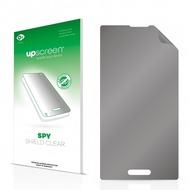 upscreen Spy Shield Clear Premium Blickschutzfolie für LG Electronics P760 Optimus L9
