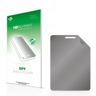 upscreen Spy Shield Clear Premium Blickschutzfolie für Nokia 108
