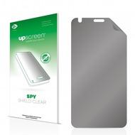 upscreen Spy Shield Clear Premium Blickschutzfolie für Nokia Lumia 620