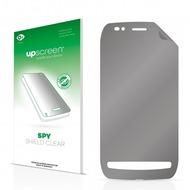 upscreen Spy Shield Clear Premium Blickschutzfolie für Nokia Lumia 710