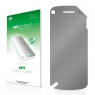 upscreen Spy Shield Clear Premium Blickschutzfolie für Nokia n97