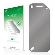 upscreen Spy Shield Clear Premium Blickschutzfolie für Nokia n97 Mini