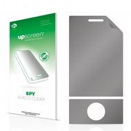 upscreen Spy Shield Clear Premium Blickschutzfolie für O2 XDA Diamond Display + Bedienfeld