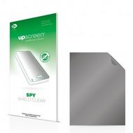 upscreen Spy Shield Clear Premium Blickschutzfolie für O2 XDA III