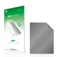 upscreen Spy Shield Clear Premium Blickschutzfolie für O2 XDA Mini S