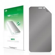 upscreen Spy Shield Clear Premium Blickschutzfolie für Phicomm Clue L