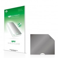 upscreen Spy Shield Clear Premium Blickschutzfolie für RIM BlackBerry Curve 8310