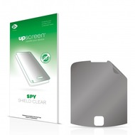 upscreen Spy Shield Clear Premium Blickschutzfolie für RIM BlackBerry Curve 9300 3G