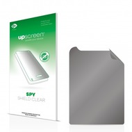 upscreen Spy Shield Clear Premium Blickschutzfolie für Samsung C3350