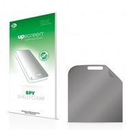 upscreen Spy Shield Clear Premium Blickschutzfolie für Samsung Chat 335