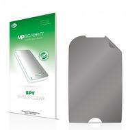 upscreen Spy Shield Clear Premium Blickschutzfolie für Samsung Corby S3650