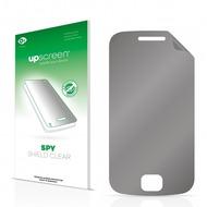 upscreen Spy Shield Clear Premium Blickschutzfolie für Samsung Galaxy Gio S5660