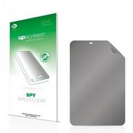 upscreen Spy Shield Clear Premium Blickschutzfolie für Samsung Galaxy Tab 2 (7.0) P3110