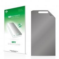 upscreen Spy Shield Clear Premium Blickschutzfolie für Samsung GT-C3750