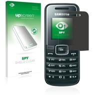 upscreen Spy Shield Clear Premium Blickschutzfolie für Samsung GT-E1050