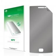 upscreen Spy Shield Clear Premium Blickschutzfolie für Samsung GT-I8350