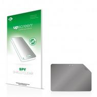 upscreen Spy Shield Clear Premium Blickschutzfolie für Samsung GT-P7500