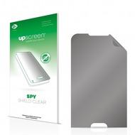 upscreen Spy Shield Clear Premium Blickschutzfolie für Samsung My Touch S5600