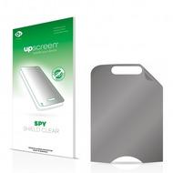upscreen Spy Shield Clear Premium Blickschutzfolie für Samsung SGH-M110