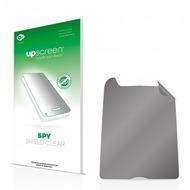 upscreen Spy Shield Clear Premium Blickschutzfolie für Sonim XP3 Quest